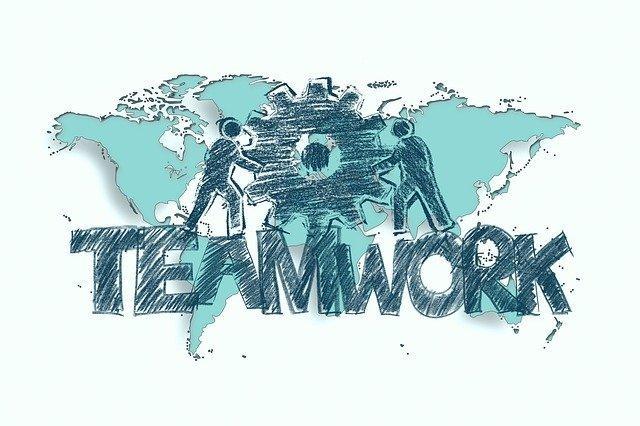 Cooperation Work Continents World  - geralt / Pixabay